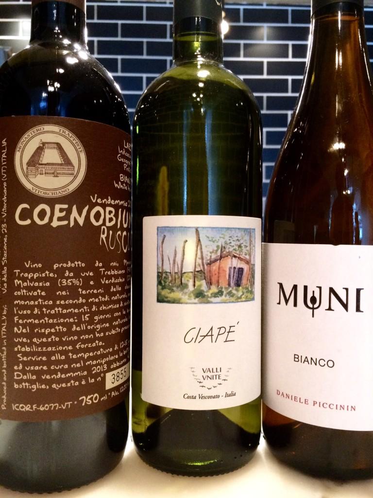 New Wine Fratelli Paradiso