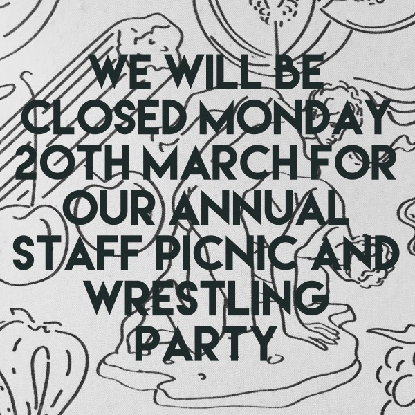 Staff Party Notice